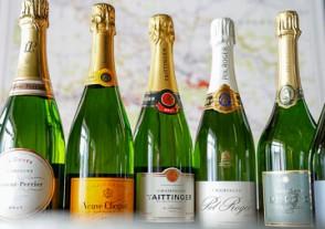 Champagner Seminare - Champagner Seminar - Moët, Roederer, Taittinger & Co.