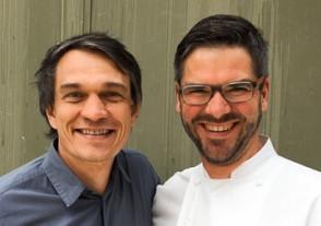 Dinner, Wein & Genuss - Chef's Table im Studio - zu Tisch mit Manuel Reheis und Bernhard Meßmer