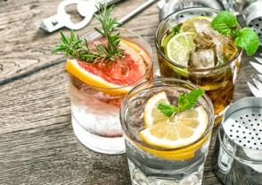 weitere Tastings - Hausbar Klassiker - mit einer Handvoll Zutaten zum perfekten Drink