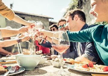 Italien Weinseminar - Giro d'Italia