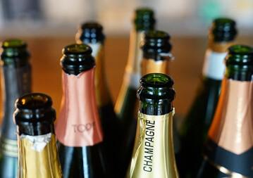 Kein Champagner - und trotzdem Weltklasse!