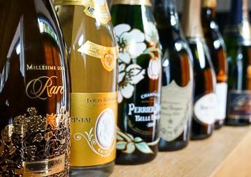 Champagner Seminar - Deluxe Prestige Cuvées