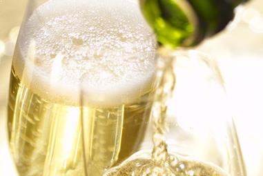 SchmeckExperten Menü - Champagner