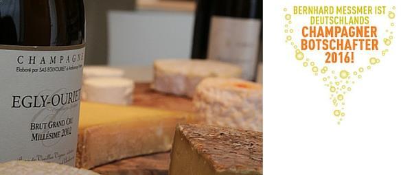 Champagner & Käse Workshop