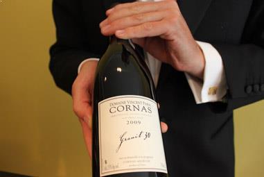 Grundlagen III Weinseminar - Wein kombinieren & servieren