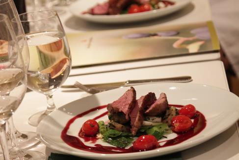 Wein & Kochabend - Sinnesfest