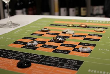 Wein & Spiele!