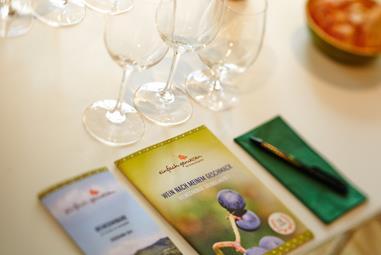 Weinseminar I - Wein verkosten & verstehen