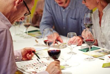 Grundlagen II Weinseminar
